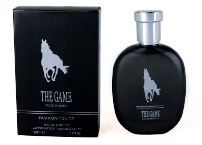 Fashion Police The Game Black EDT  -  100 ml