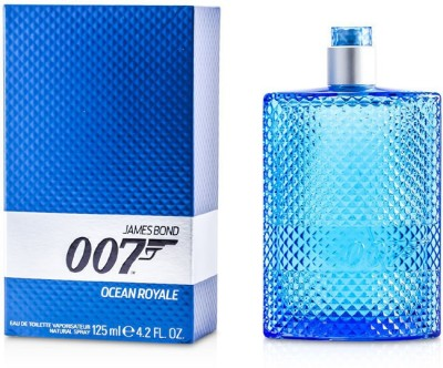 James Bond 007 Ocean Royale Eau De Toilette Spray Eau de Toilette  -  125 ml