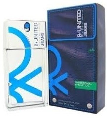 Benetton B United Jeans EDT  -  100 ml