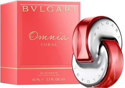 Bvlgari Omnia Coral EDT  -  75 ml