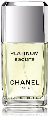 Chanel Egoiste Platinum EDT  -  100 ml