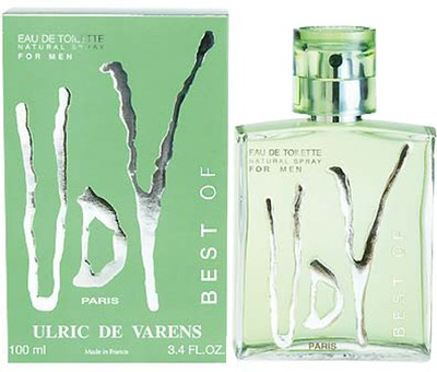 Ulric De Varens Best Of - Set of 2 (2 x 100 ml) EDT  -  200 ml