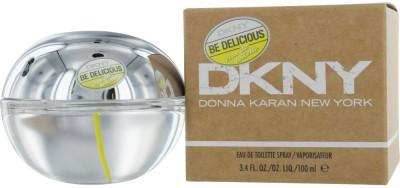 DKNY Be Delicious EDT Spray - 100ml Eau de Toilette  -  100 ml