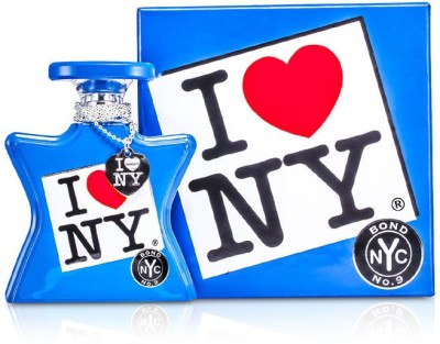 Bond No. 9 I Love New York For Him Eau De Parfum Spray (Limited Ediotion/ with Silver Necklace) Eau de Parfum  -  100 ml