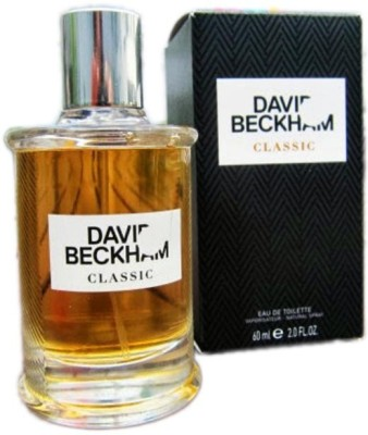 David Beckham Classic Eau de Toilette  -  60 ml