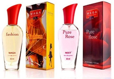 waga Fashion, Pure Rose Eau de Parfum  -  30 ml