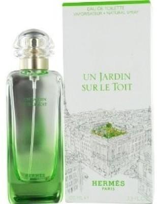 Hermes Un Jardin Sur Le Toit EDT  -  100 ml