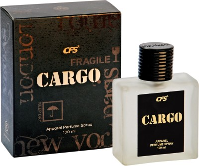 CFS Cargo Black Eau de Parfum  -  100 ml