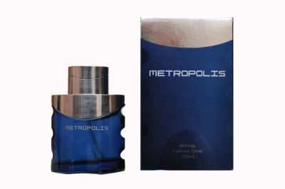 CFS Metropolis Blue Eau de Parfum  -  100 ml