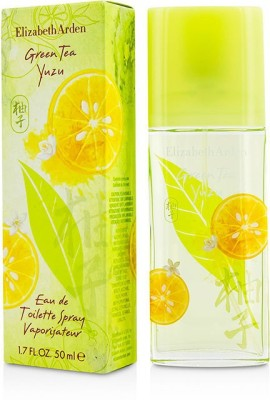Elizabeth Arden Green Tea Yuzu Eau De Toilette Spray Eau de Toilette  -  50 ml