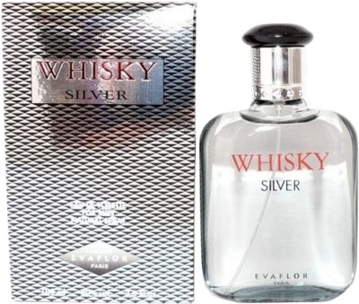 Evaflor Whisky Silver EDT  -  100 ml