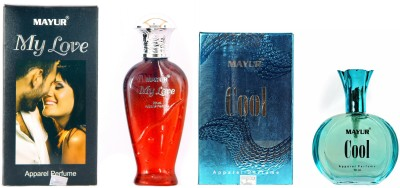 Mayur My Love combo Eau de Parfum  -  110 ml