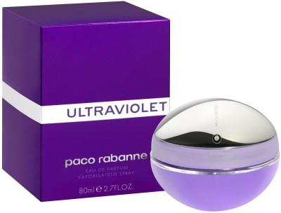 Paco Rabanne Ultra Violet EDP  -  80 ml