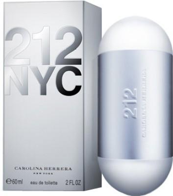 Carolina Herrera 212 EDT  -  60 ml