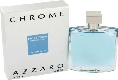 Azzaro Chrome EDT  -  100 ml