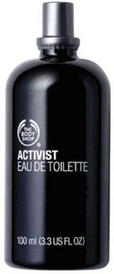 The Body Shop Activist EDT  -  100 ml(For Men)