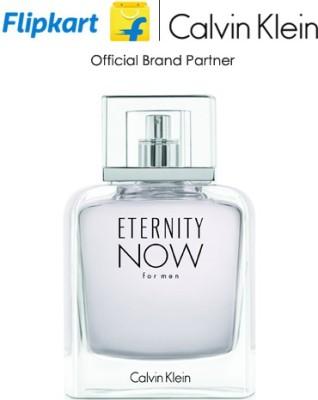 Calvin Klein Eternity Now Men Eau de Toilette  -  100 ml