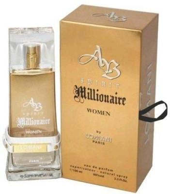 Lomani AB Millionaire EDP  -  100 ml