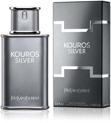 Yves Saint Laurent Kouros Silver Eau de Toilette  -  100 ml