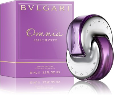 Bvlgari Omnia Amethyste - Set of 2 (2 x 65 ml) EDT  -  130 ml