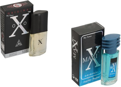 My Tunes Combo Pack XOXO 20 Ml & Maxi Blue- 30 ml Eau de Parfum  -  50 ml