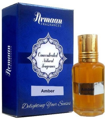 Armaan Amber EDP  -  10 ml(For Men, Women)