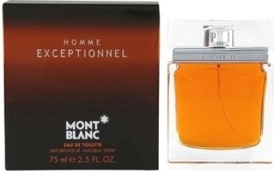 Mont Blanc Exceptional EDT  -  75 ml