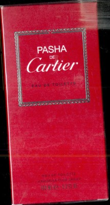 Cartier Pasha De Cartier EDT  -  100 ml