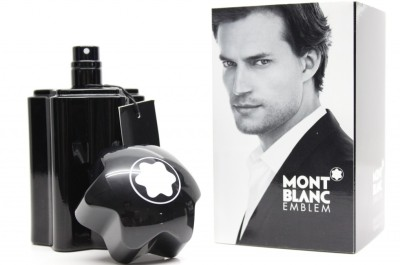 Mont Blanc Emblem Eau de Toilette  -  100 ml