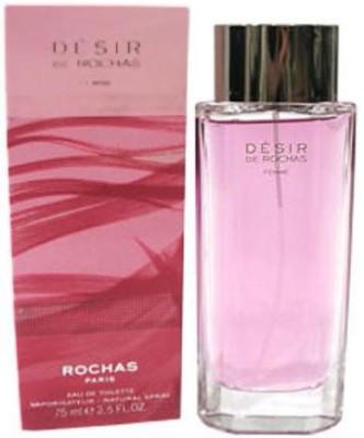 Rochas Desire De Eau de Toilette  -  75 ml