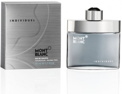 Mont Blanc Individuel EDT  -  50 ml(For Men)