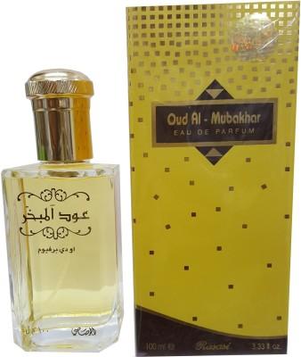 Rasasi Oud Al Mubakhar Eau de Parfum  -  100 ml