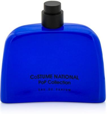 Costume National Pop Collection Eau De Parfum Spray - Blue Bottle (Unboxed) Eau de Parfum  -  100 ml