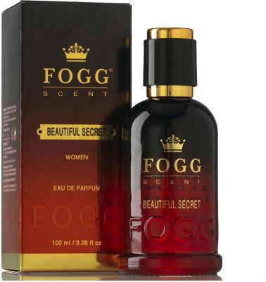 FOGG Scent Beautiful Secret Eau de Parfum  -  100 ml(For Women)