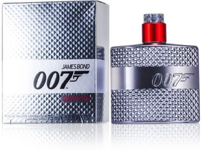 James Bond 007 Quantum Eau De Toilette Spray Eau de Toilette  -  75 ml
