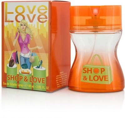 Parfums Love Love Shop & Love Eau De Toilette Spray Eau de Toilette  -  60 ml