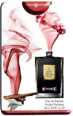 Al Areej Pocket Perfume SMOKE Eau de Parfum  -  20 ml