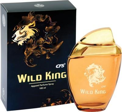 CFS Wild King Eau de Parfum  -  100 ml