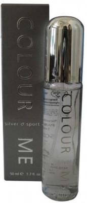 Milton Llyod Colour Me Silver Sports EDT  -  50 ml