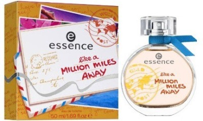 Essence Like A Million Miles Away Eau de Toilette  -  50 ml