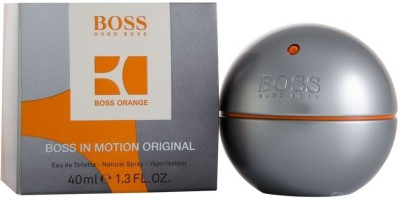 Hugo Boss In Motion Eau de Toilette  -  40 ml