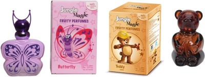 Jungle Magic Butterfly Pink Naughty Bear Eau de Toilette  -  120 ml