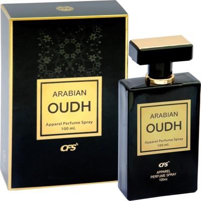 CFS Arabian Oudh Black Eau de Parfum  -  100 ml