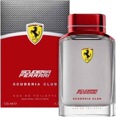Ferrari Scuderia Club EDT  -  125 ml