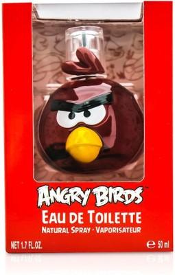 Air Val International Disney Angry Birds (Red) Eau De Toilette Spray Eau de Toilette  -  50 ml