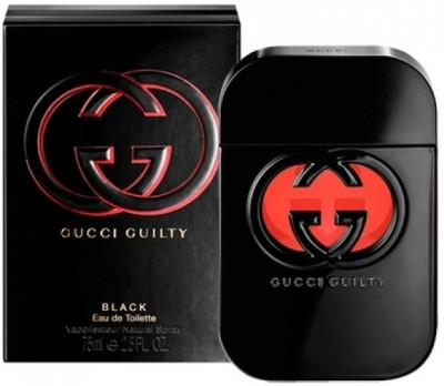 GUCCI Guilty Black EDT - 75 ml