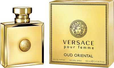 Versace Pour Femme Oud Oriental Eau de Parfum  -  100 ml