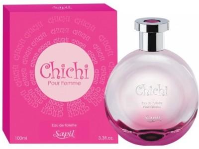 Sapil Chichi Women Perfume Eau de Toilette  -  100 ml