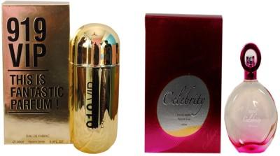 Ramco 919 VIP and Celebrity Combo Eau de Parfum  -  200 ml