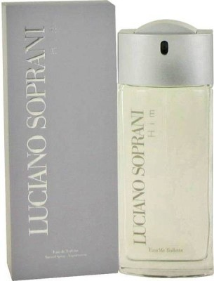 Luciano Soprani Him EDT Eau de Toilette  -  100 ml